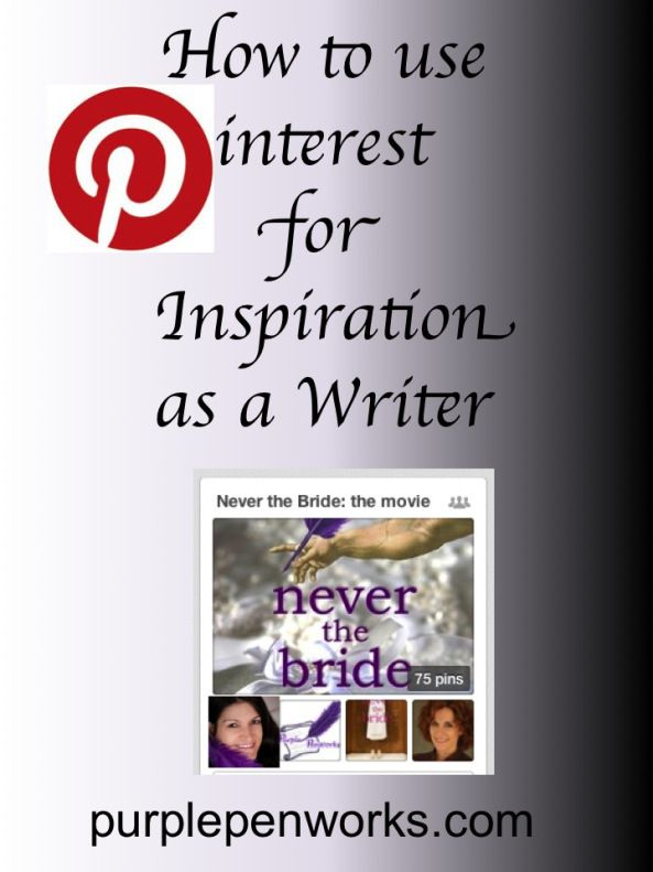 how to use pinterest as an indie author