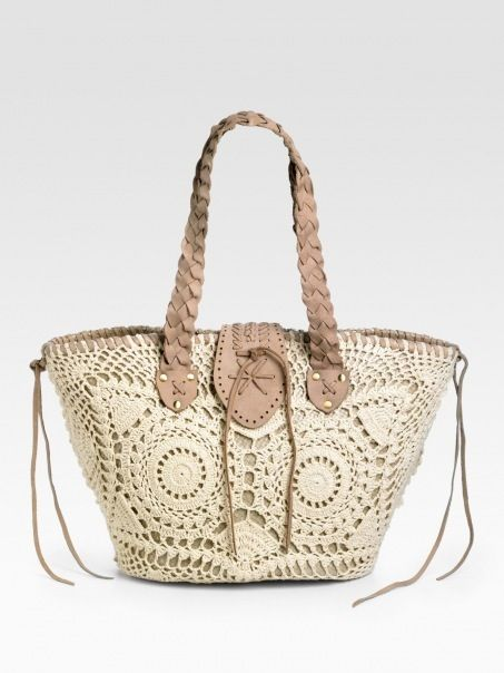 Crochet Back Bag : Bag crochet Back to Bag Pinterest