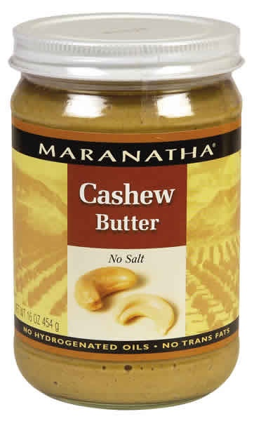 What is cashew butter