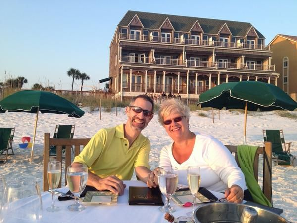 romantic getaways couples florida