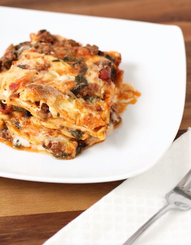 bolognese sauce lasagna | Food | Pinterest