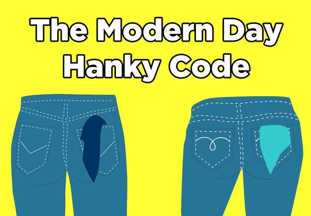 Lesbian Hanky Code 86