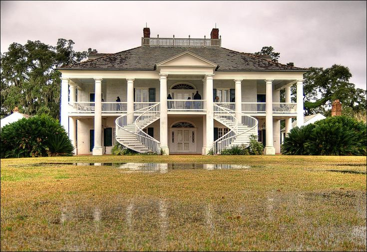 Evergreen plantation louisiana louisiana plantation for Southern homes louisiana