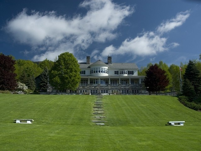 A little vacation home in vermont vermont vacations for Home builders in vermont