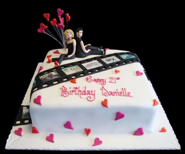 grease_movie_cake.jpg (600×500)