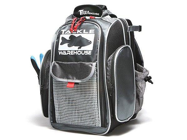 Tackle warehouse angler backpack fishing tools for Fishing tackle backpack