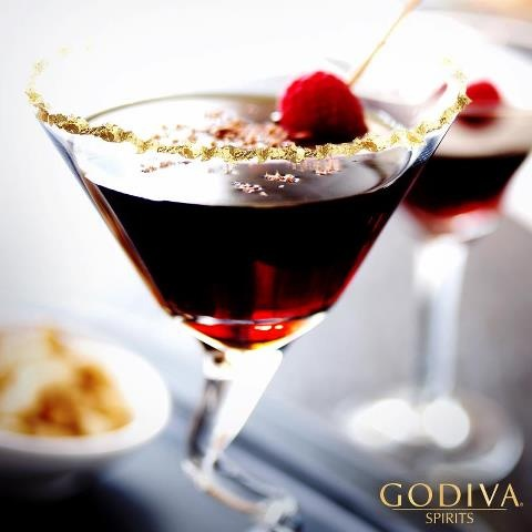Chocolate Raspberry Martini Recipes — Dishmaps