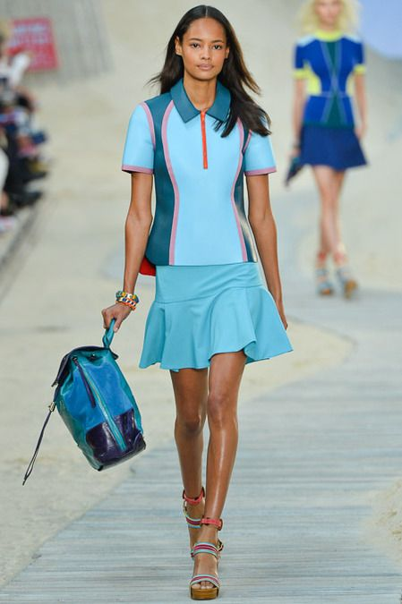 Tommy Hilfiger Spring 2014 Ready-to-Wear Collection #NYFW