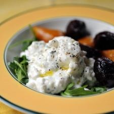Homemade cottage cheese is easy to make and delicious!