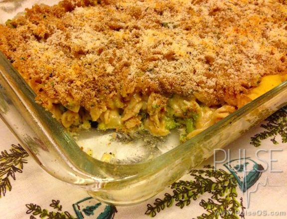 Baked Broccoli Mac Cheese -- The ultimate comfort food has been ...