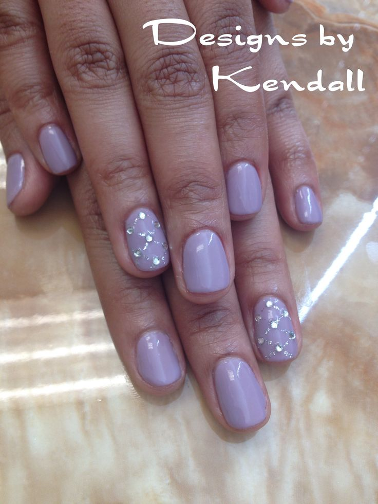 purple shellac nail designs beauty pinterest