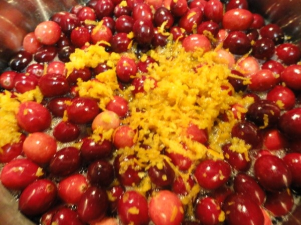 Cranberry Pomegranate Sauce | Food: Made It & Loved It | Pinterest