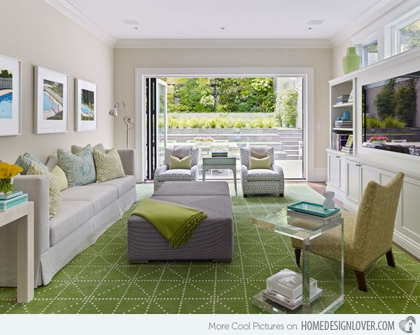 grey and green living room living room colour pinterest