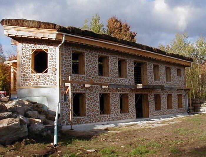 Cordwood homes and barns log or cordwood stuff pinterest for Cordwood homes