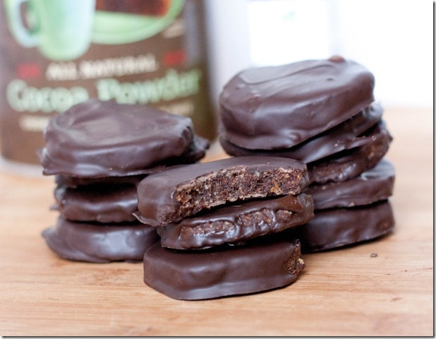 Gluten-Free Girl Scout Thin Mints-Style Cookies Recipe — Dishmaps