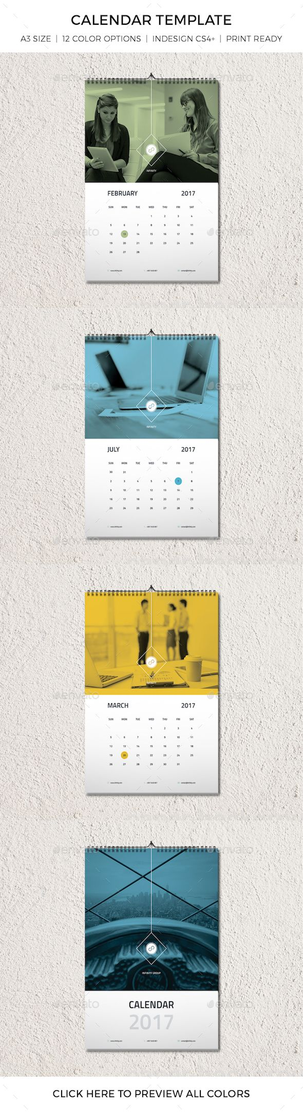 69 best Calendar Template images on Pinterest | Calendar templates ...