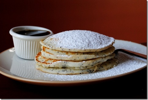Lemon poppyseed ricotta pancakes | Recipes | Pinterest