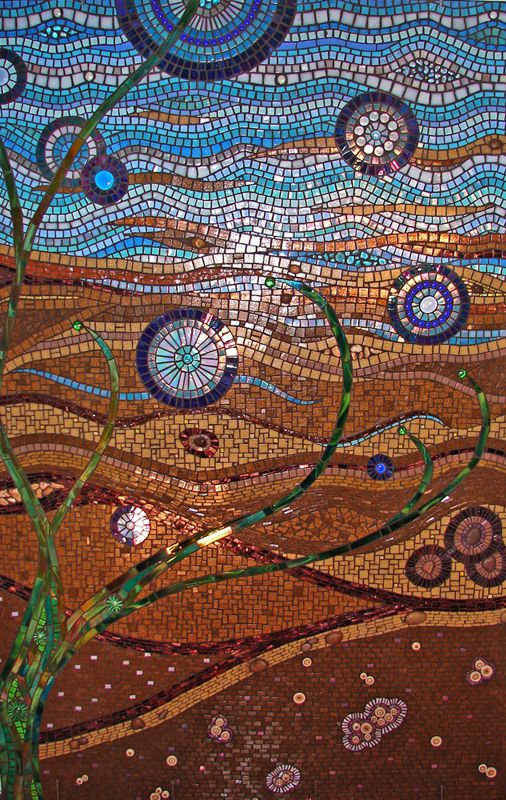 Underneath Mosaic by Dyanne Williams
