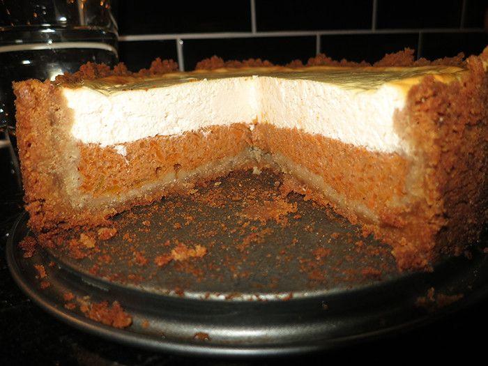 Pumpkin Pie Cheese Cake | FOOD | Pinterest