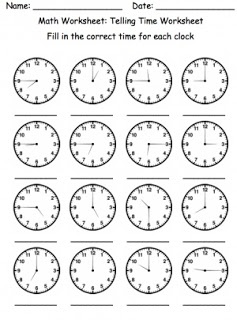 Are you teaching telling time homeschool pinterest