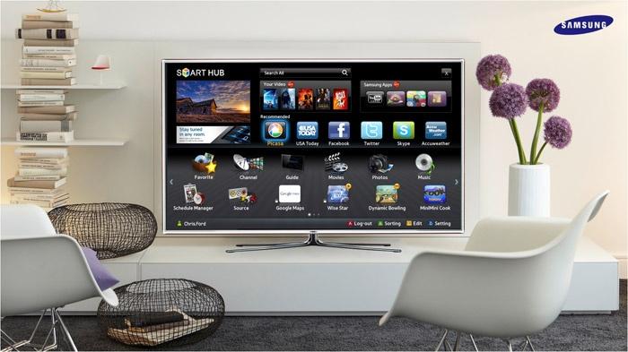 Samsung Smart Hub | Beautiful smart homes | Pinterest: pinterest.com/pin/144396731775526000