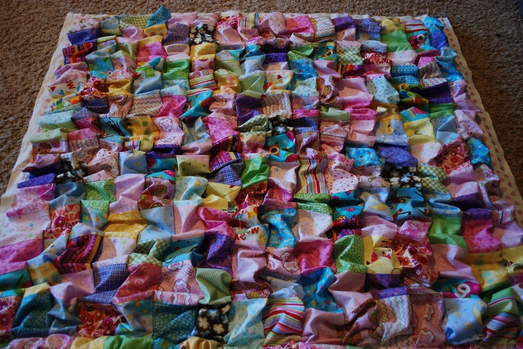 First Quilt Pin Stage Puff And Biscuit Quilts Pinterest