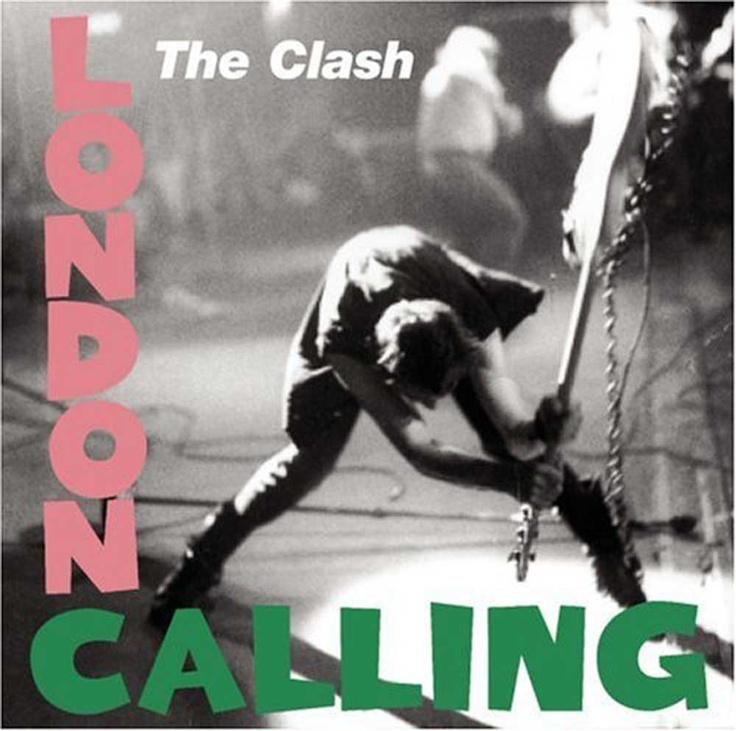 The Clash - TOP 10 – 70's ALBUM ARTWORK DESIGN
