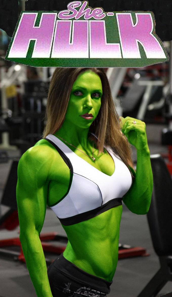 she hulk | geek | Pinterest