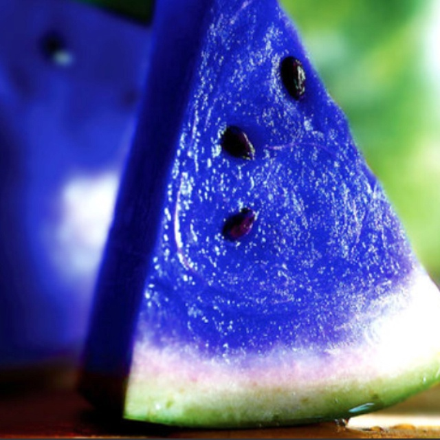 Blue Watermelon From Japan Related Keywords - Blue ...