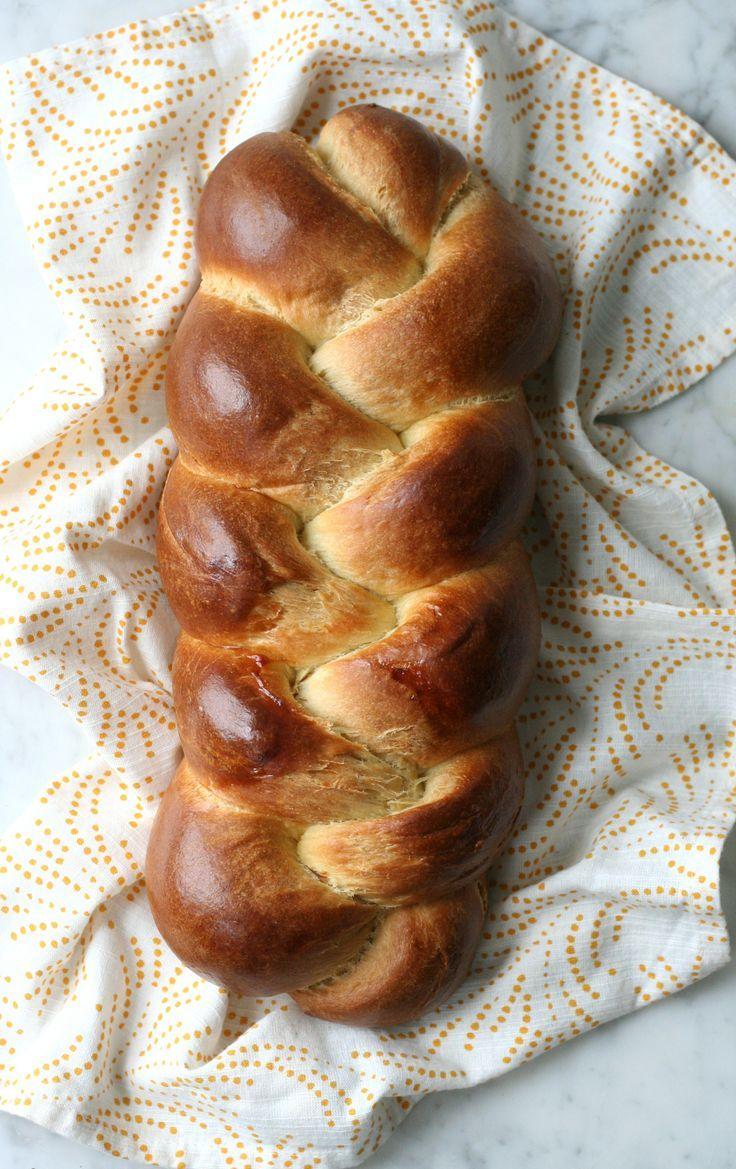 HOMEMADE Challah | recipes | Pinterest