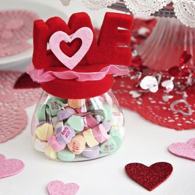 Valentine S Day Table Decorations For You Valentine