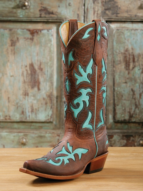 Love my boots!