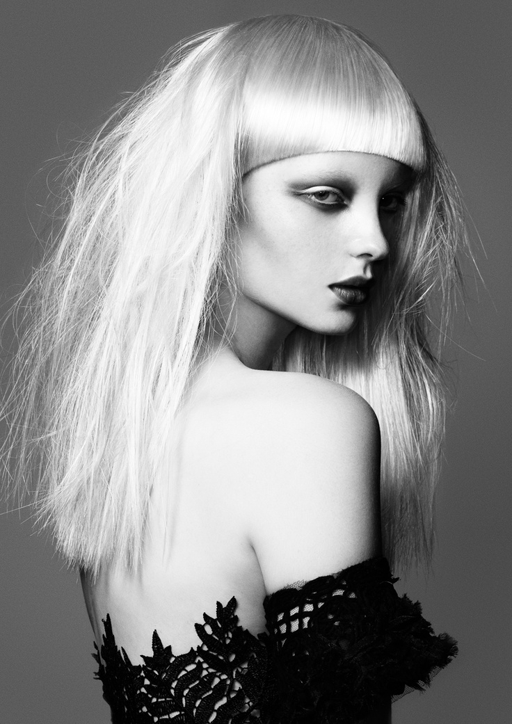 Optique By Tracey Hughes Hair Pinterest