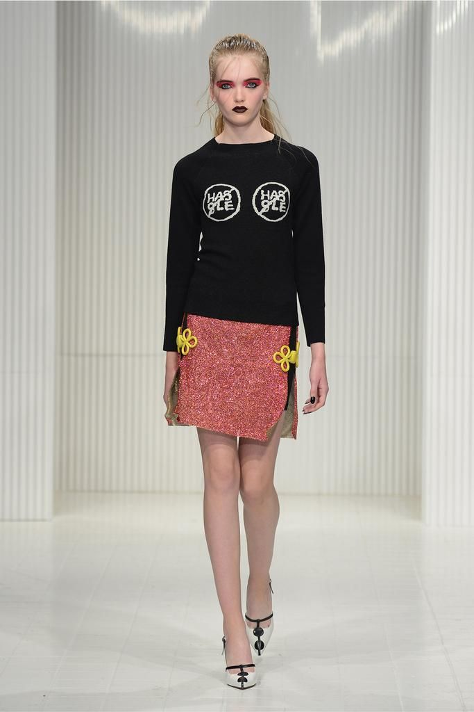 Ashley Williams Spring 2015 Ready-to-Wear - Collection - Gallery - Look 1 - Style.com