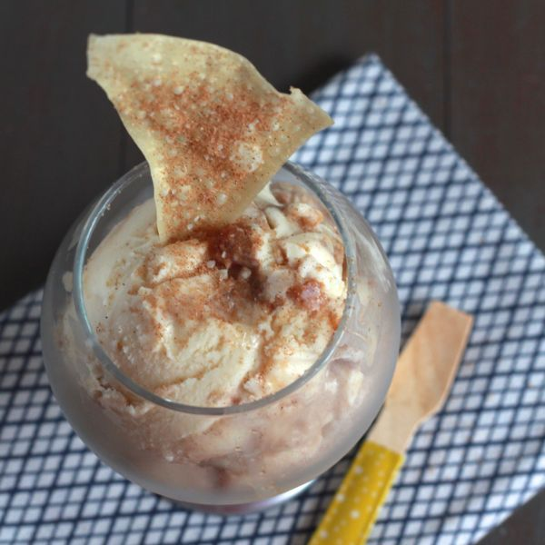 ice ice cream with yogurt and brown sugar cake brown sugar bourbon ice ...