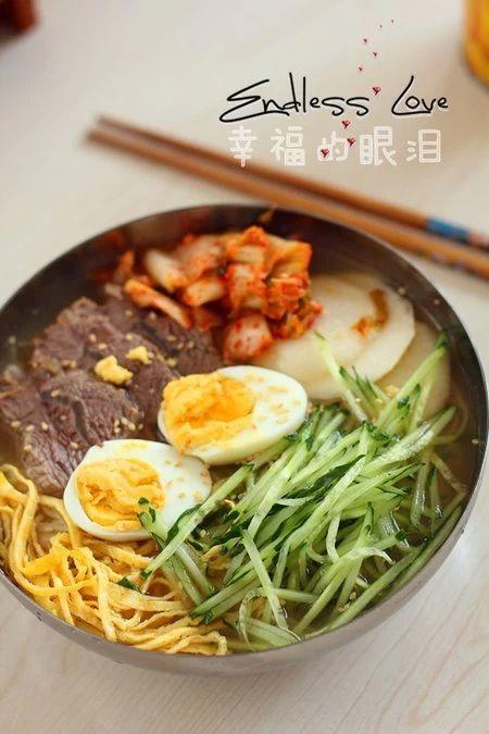 Korean cold noodle | South Korea | Pinterest