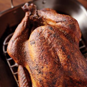 Spice-Rubbed Turkey || Chefs often rely on a technique called scoring ...