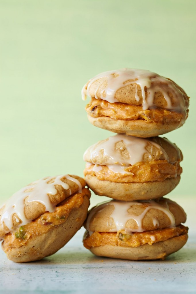 Pumpkin-Spice Whoopie Pies & other pumpkin recipes | Family Circle