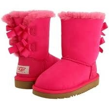 Pink Bailey Bow Uggs ( I'm sure everyone already saw these