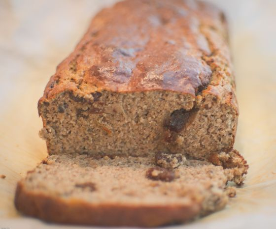 coconut cinnamon raisin loaf | Recipes to Cook | Pinterest