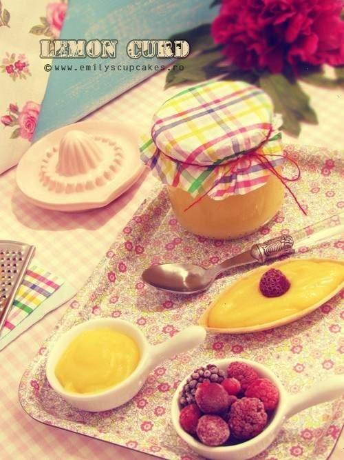 MICROWAVE LEMON CURD Ͽ | Desserts | Pinterest
