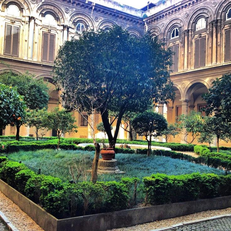 Ancient roman garden my secrete garden pinterest for Roman garden designs