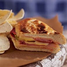 Grilled Cuban Sandwiches II Recipe   FOOD