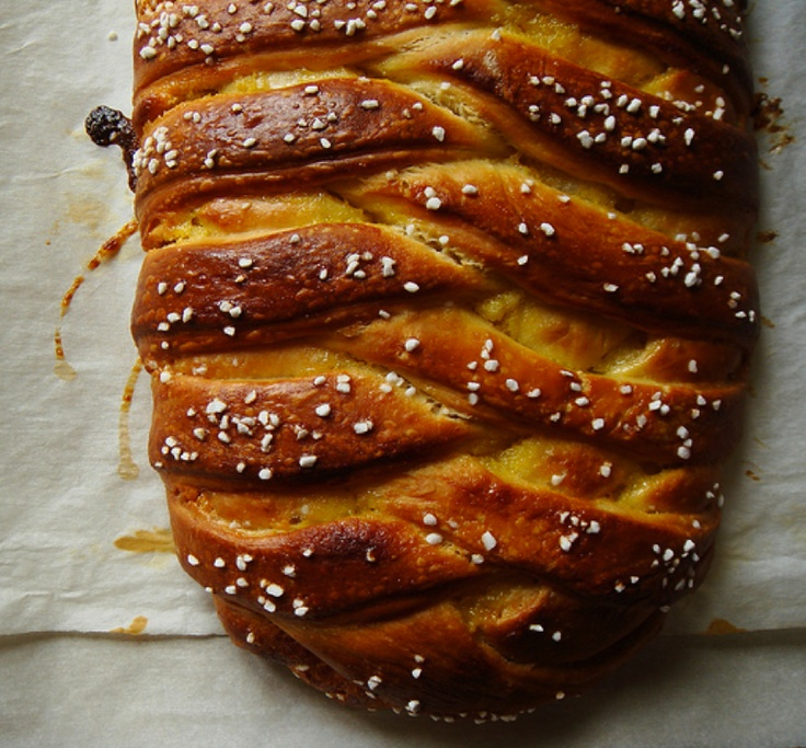 braided lemon bread. ComeUndone by Candy Wong on Flickr