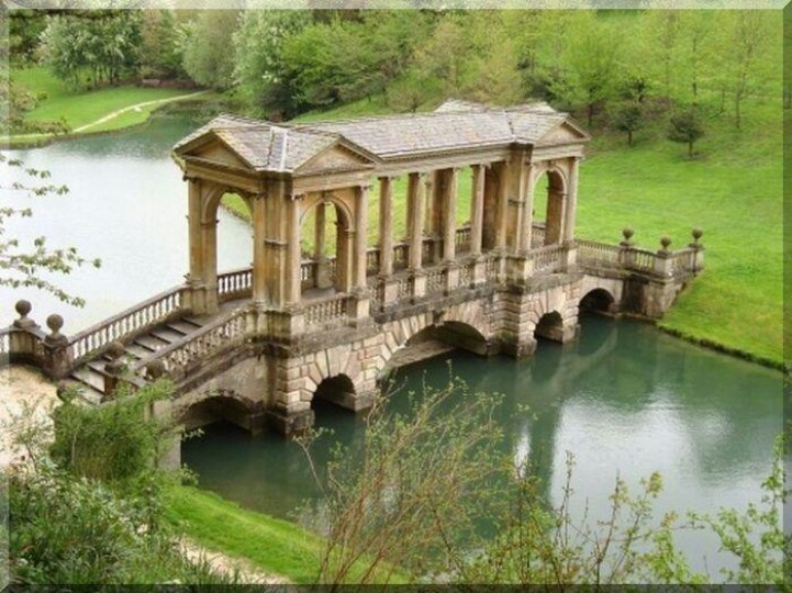 Bridge In Bath England This And That Pinterest