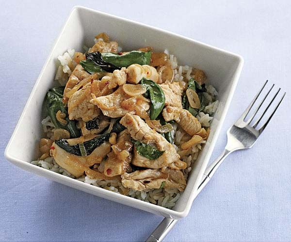 chicken and thai basil i m making this tonight with fresh thai basil ...