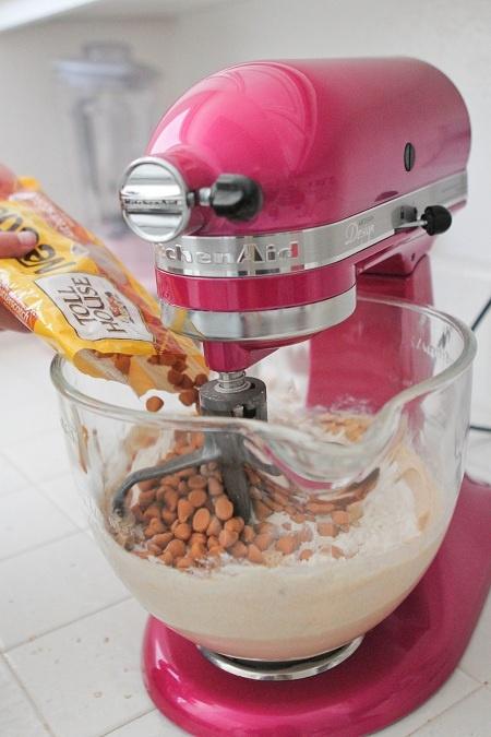 Oatmeal Butterscotch Caramel Cookies | yummers | Pinterest
