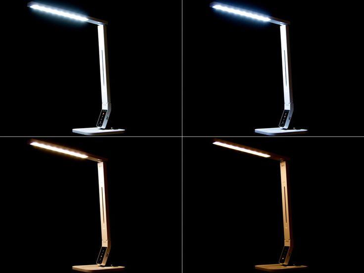 conoco piano lamps natural light led multi function desk lamp black. Black Bedroom Furniture Sets. Home Design Ideas