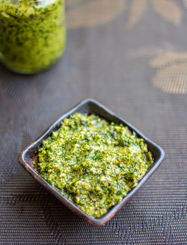 Emilia Terragni's Basil Pesto Recipes — Dishmaps