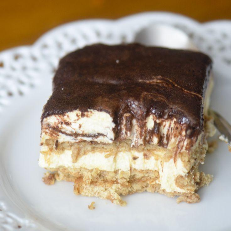 Eclair cake desserts pinterest for Abou hamed cuisine